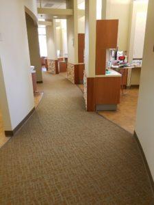 Lone Tree Modern Dental Hallway
